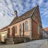 St. Johanniskirche vor der Renovierung in Rothenburg ob der Tauber © R. Rossner/Deutsche Stiftung Denkmalschutz