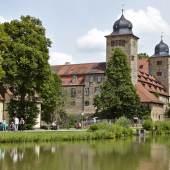 Schloss Thurnau © Roland Rossner/Deutsche Stiftung Denkmalschutz