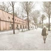 Eine Anerkennung erhielt auch das Berliner Büro Weinmiller Großmann Architekten PartGmbB. © Weinmiller Großmann Architekten PartGmbB
