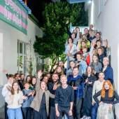 Das VDW21-Team © VIENNA DESIGN WEEK / Kramar/  Kollektiv Fischka