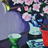 Cadell, The Pink Azaleas