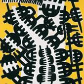 Giuseppe Capogrossi, Surface 210, 1957 Solomon R. Guggenheim Museum, New York