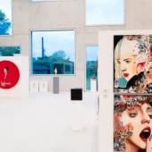Impressionen  Medienkunstmesse art ruhr