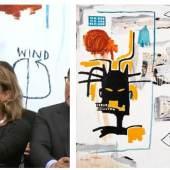 Caroline Lang - Jean-Michel Basquiat - 5 March 2019