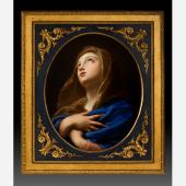 Alessandra Di Castro Pompeo Girolamo Batoni The Virgin Mary, C. 1741