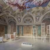 Ausstellungsansicht CARLONE CONTEMPORARY: Christine und Irene Hohenbüchler  Foto: Johannes Stoll / Belvedere, Wien