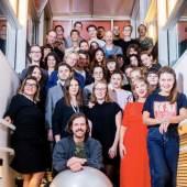 Das VIENNA DESIGN WEEK - Team 2018 (c) VIENNA DESIGN WEEK / Kollektiv Fischka