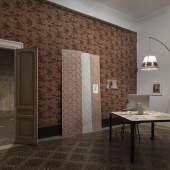 Marc Camille Chaimowicz | Now and Then ... | Installationsansicht Indipendenza Studio | 2016 Courtesy: Der Künstler und Indipendenza Studio, Rom