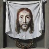 Philippe de Champaigne Das Schweisstuch der Heiligen Veronika, 1654