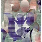 Claus Georg Stabe, Day of the Hearts Release, 2021, Kugelschreiber und Collage auf Ätzradierung, 39 x 29 cm, courtesy of REITER Leipzig | Berlin & the artist