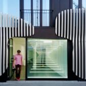 Architecture+Art  SIDEWAY / SEITENWEG Peter Vink (NL)  Kooperation mit JOH3_gallery Johannisstrasse 3, 10117 Berlin-Mitte 26. April - 31. Juli 2019