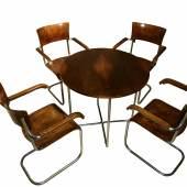 Coloneum Sitzgruppe Marcel Breuer