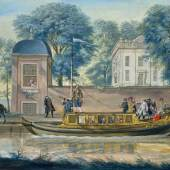 Cornelis Troost (1696/1697–1750) Suijpe Steijn, 1742 Gouache, 411 × 620 mm Städel Museum, Frankfurt am Main © Städel Museum, Foto: U. Edelmann