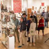 TAL is the only tribal art fair of its kind in the UK, held annually at Mall Galleries, The Mall, London SW1