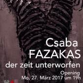 Plakat Csaba Fazakas (c) www.galerie-time.at
