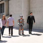 Hello Robot._Design zwischen Mensch und Maschine Vincent Fournier Reem Barcelona Spain 2010