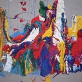 "Li Hua (Chongqing 1980), ""Kitzbühel 1"", 2017, Öl auf Leinwand, 70 x 109 cm Foto: Schütz Fine Art-Chinese Department"