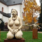 Der Fine Arts Kunstmarkt im Kloster Eberbach