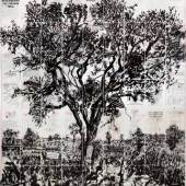 William Kentridge: Remembering The Treason Trial, 2013. Lithographie. © William Kentridge