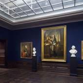 Französische Malerei 18. Jahrhundert © Gemäldegalerie Alte Meister, Staatliche Kunstsammlungen Dresden, Foto: Oliver Killig