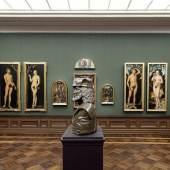 Blick in den Cranach-Saal © Gemäldegalerie Alte Meister, Staatliche Kunstsammlungen Dresden, Foto: Oliver Killig