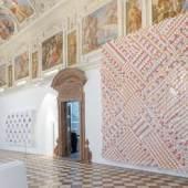 """Ausstellungsansicht """"Gott und die Welt"""", 2017, Foto: Universalmuseum Joanneum/N. Lackner"""