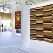 Die Sonderschau der 16. Art Bodensee zeigte Textiles und Gemaltes aus der Sammlung Otten (Copyright: Messe Dornbirn / Christian Schramm)