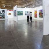 Die 16. Art Bodensee bringt knapp 60 Galerien und Institutionen aus acht Ländern nach Dornbirn. (Copyright: Christian Schramm)