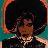 Andy Warhol, Ladies and Gentlemen (Helen/ Harry Morales), 1975, Privatsammlung, Italien, © 2020 The Andy Warhol Foundation for the Visual Arts, Inc., Licensed by Artists Rights Society (ARS), New York, Foto: Patrick Goetelen/ © Tate, London