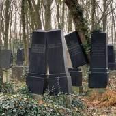 Jüdischer Friedhof in Berlin-Weißensee © Julia Bierbüße/Heinrich-Hertz-Gymnasium