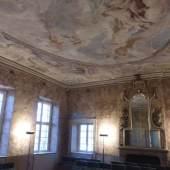 Schloss Grävenitz in Heimsheim, Festsaal © Deutsche Stiftung Denkmalschutz/Wegner