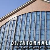 Blickfang Hamburg Deichtorhallen Aussenansicht