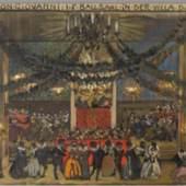 Alfred Rollers Bühnenbild für Don Giovanni 1905
