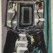 Erich Mansen, Ohne Titel, 70 x 50 cm