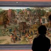 "Pieter Brueghel der Jüngere (1564–1638), ""Flämische Kirmes"", Foto: Universalmuseum Joanneum/N. Lackner"