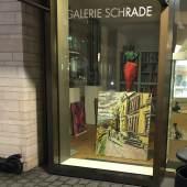 Accrochage zum Galerientag