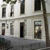 Galerie Kaiblinger Wien von Aussen