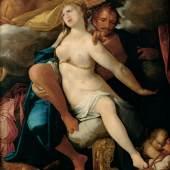 Venus und Mars, von Merkur gewarnt