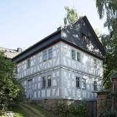 Die Hofreite in Hünstetten erhielt 2014 beim Bundespreis für Handwerk in der Denkmalpflege Hessen den 1. Preis © M.-L. Preiss/Deutsche Stiftung Denkmalschutz
