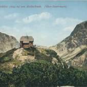 Hochschwab, Südwand, o. D., Verlag: Purger & Co., München