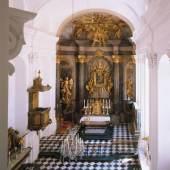 Schlosskirche Foto: Universalmuseum Joanneum
