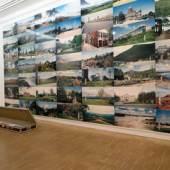 """Installationsansicht, Michael Schuster, """"K.C.C.P. in USA"""", Foto: Universalmuseum Joanneum/N. Lackner"""