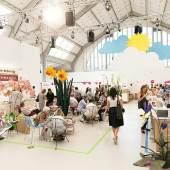 Internationale Designmesse blickfang Hamburg 2016