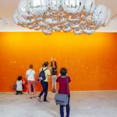 """Eröffnung der """"Kinderbiennale"""" am 22.09.2018 im Japanischen Palais (c) Oliver Killig"""