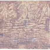 Paul Klee, Koniferen im Park Gebot Lot 271 R Schätzpreis: €130.000 - €180.000