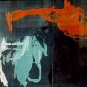 Maurice Ducret  Informelle Arbeiten der 80er Jahre