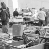 Hallen 7 & 8 Umfangreicher Teilemarkt © Philipp Habring