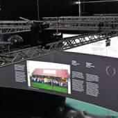 Einblick in den mobilen Pavillon, © Christian Jobst