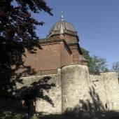 Mausoleum der Familie Schuchard in Warburg-Calenberg © Deutsche Stiftung Denkmalschutz/Gehrmann