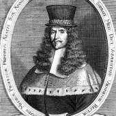 Porträt des Leibarztes der Kaiserinwitwe, Paul de Sorbait, 1669, Wikimedia Commons